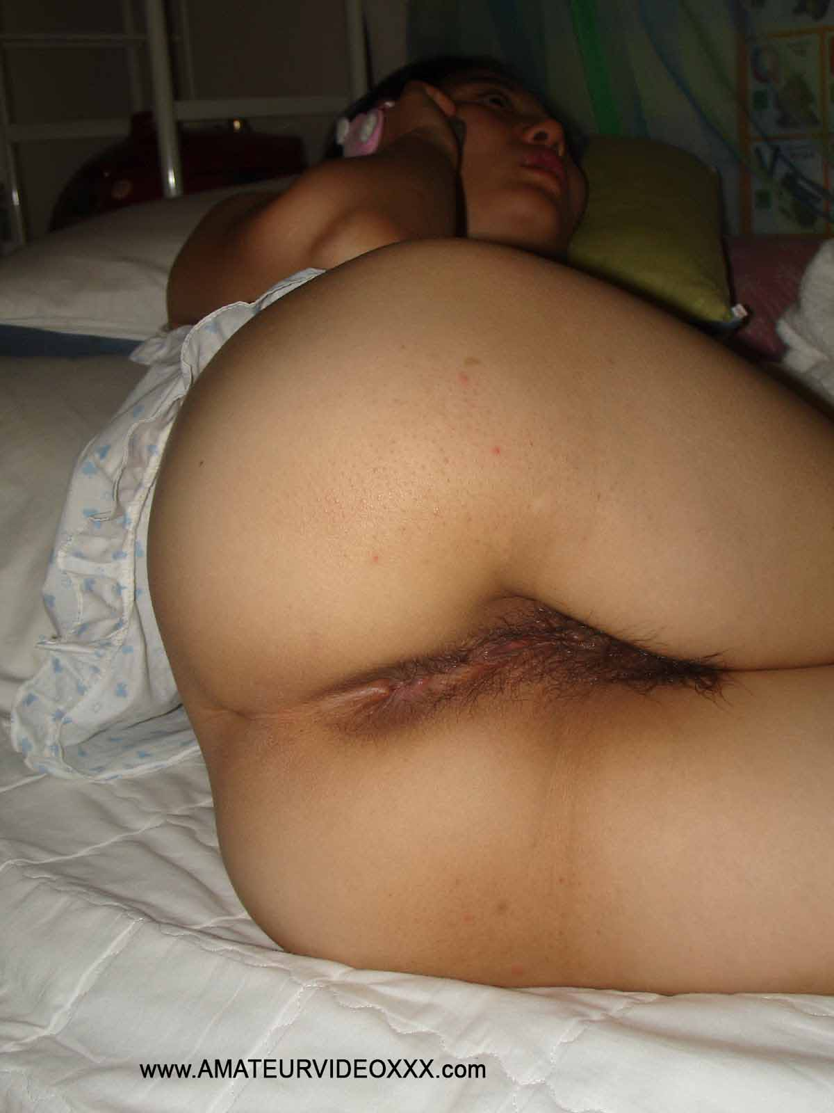 Naked self pics hairy young