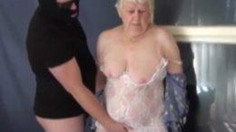 sexo con abuelas de 50 xxx casero