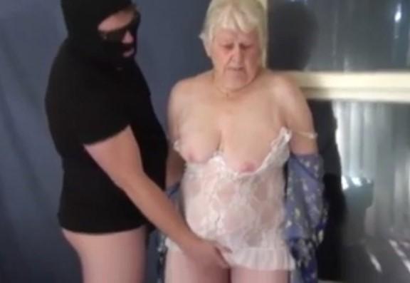 Video de abuelitas follando